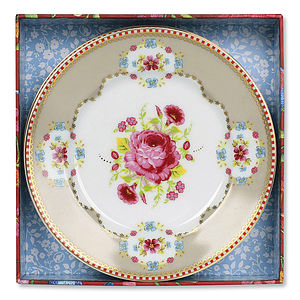 Four Cake Plate Gift Sets By PiP Studio - tableware
