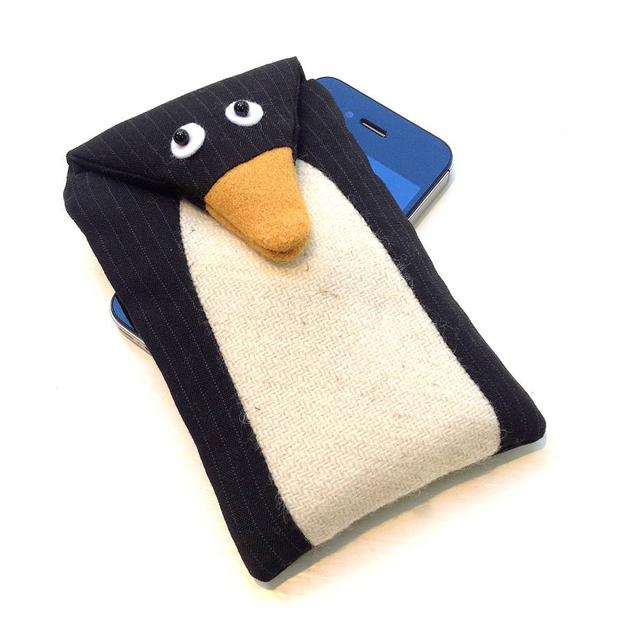 Penguin Book Phone Cover : Pedro the penguin phone cover by mirjami design