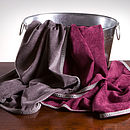 Bridgecloth: Pewter Or Purple