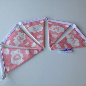 'Dream' Mini Bunting - children's room