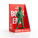 Toy Soldier Bookend