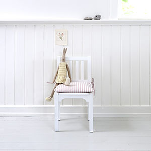 Wooden Child's Chair - children's furniture