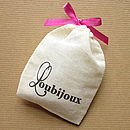 Loubijoux Gift Pouch