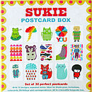 Sukie Postcard Box
