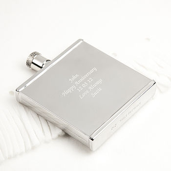 Luxury Slim Hip Flask