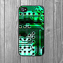 Circuit Board Case For IPhone