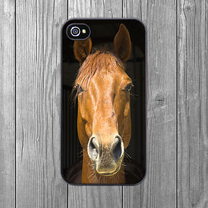 Horse IPhone Case - home sale