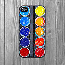 Watercolour Palette IPhone Case