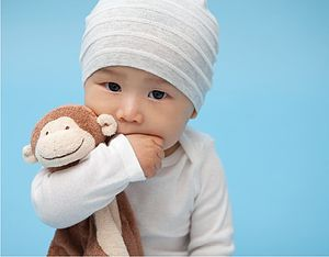 Animal Baby Comfort Blankie - view all gifts for babies & children