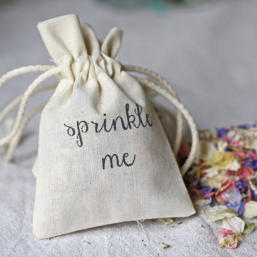 Image result for confetti bag