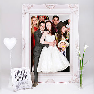 Darling Darcy Photo Booth Frame And Props - signs