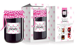 A World Of Jams Book - food & drink gifts