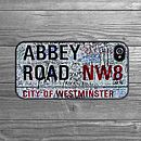 Abbey Road iPhone case