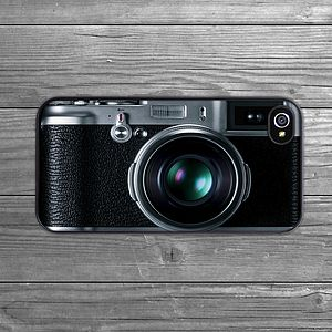 Retro Camera iPhone Case - interests & hobbies