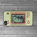 Vintage Handheld Game IPhone Case