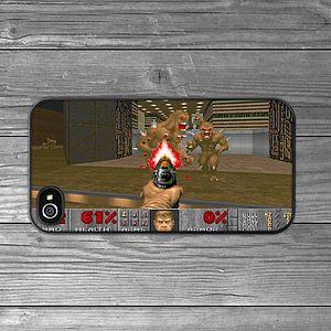 Vintage Game Hard IPhone Case