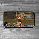 Vintage Game Hard IPhone Case