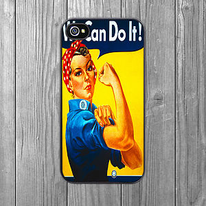 'We Can Do It' Case For IPhone