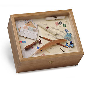 My Writing Memory Box