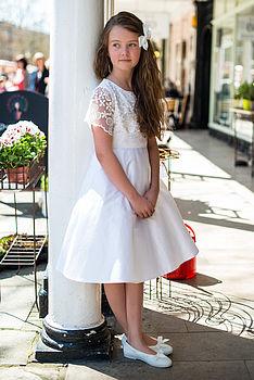 Silk Gabriella Dress