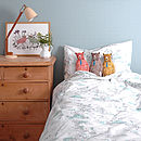 Woodlands Single Duvet Set