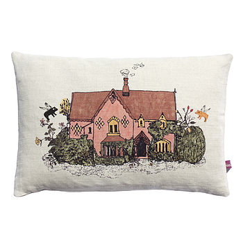 Woodlands Cottage Cushion