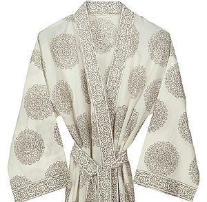 Samudra Bath Robe - bath robes