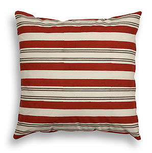 Malabar Cotton Cushion Cover