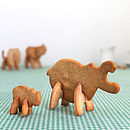 Bake Your Own 3 D Safari Animal
