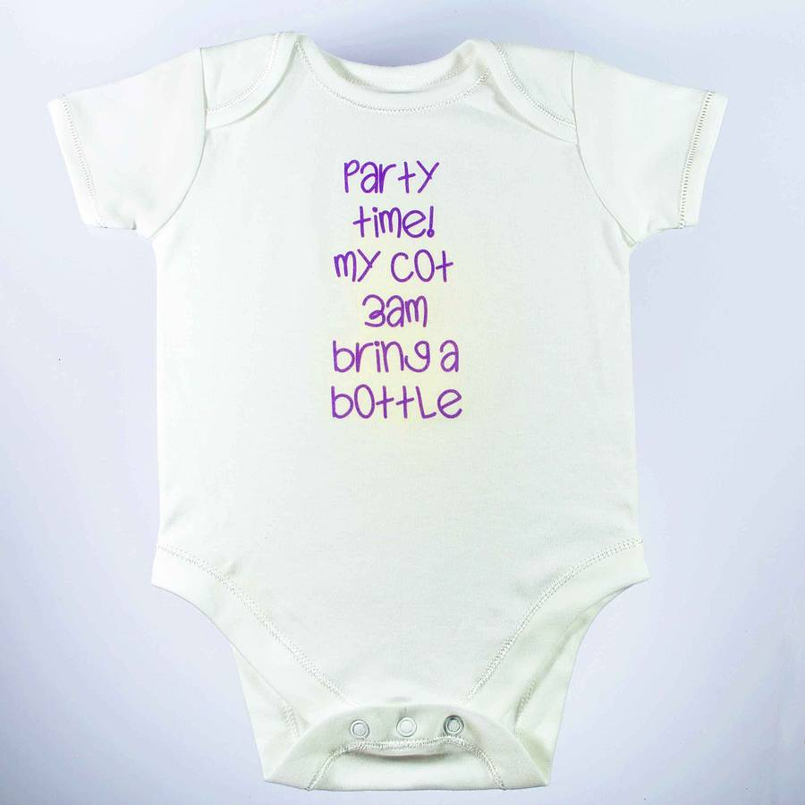 Unique Baby Grows: Organic Newborn Baby Grows with Free Gift Bag, Greetings Card & All Profits to Abandoned Babies.