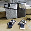 Recycled Sailcloth Case For IPad