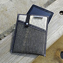 Reefer Sails Kevlar sailcloth iPad slip case