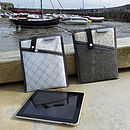 Reefer Sails recycle iPad slip cases