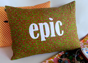 'Epic' Cushion - cushions