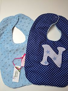 Personalised Dribble Bib