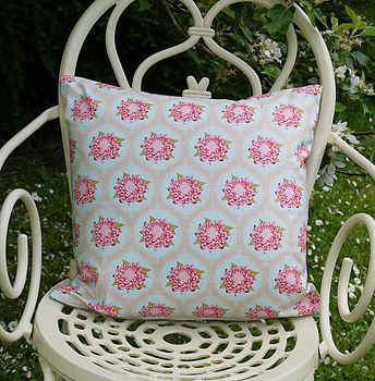 'Wintergarden' Cushion