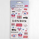 'London' Stickers