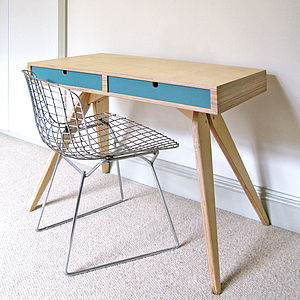 Esme Dressing Table Or Writing Desk - office & study