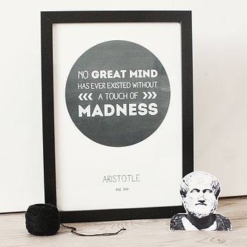 Famous Scientist Inspiring Quote Prints