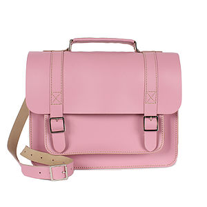 Boho Briefcase Pastel Collection - bags & purses