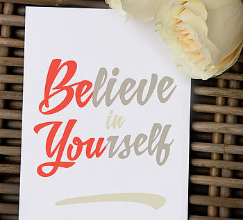 'Be You' Greeting Card