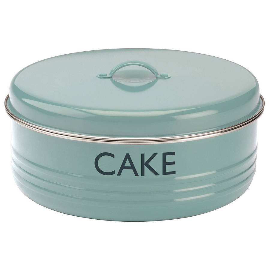 Vintage Cake Carrier Uk