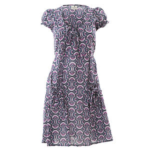 Cotton Tunic Dress - women's fashion