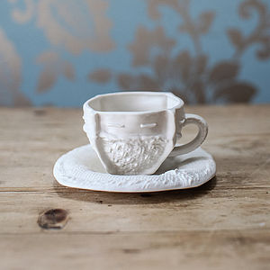 Cup and Saucer gift set