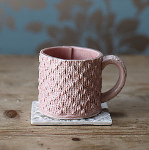 Cup and Coaster Gift Set - dining room