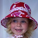 Ladybirds Sun Hat