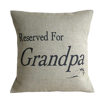 Reserved for.. linen