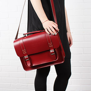 Boho Briefcase - shoulder bags