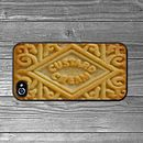iphone case custard cream biscuit