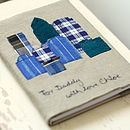 Personalised Skyline Notebook A5